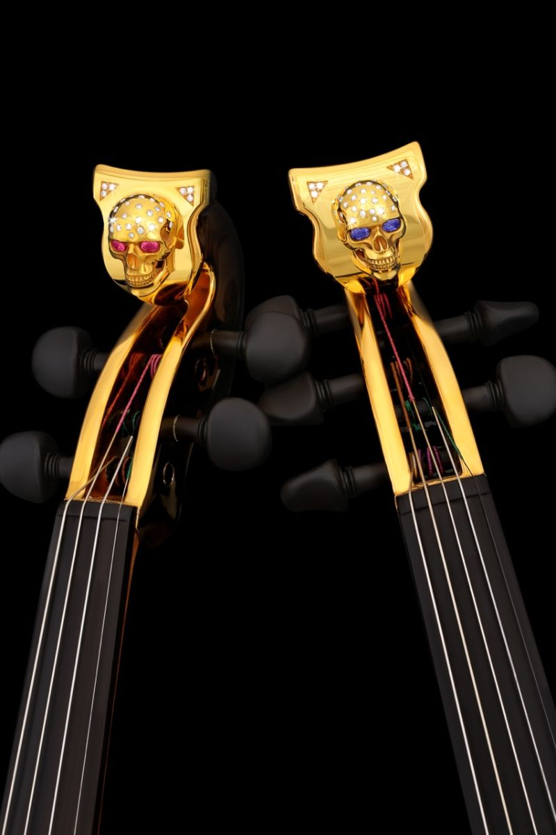 electric violinist fuse gold